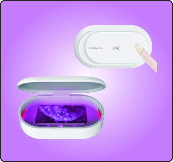 UV Sterilizer without Wireless Fast Charging