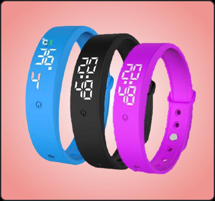 Temperature Smartwatch