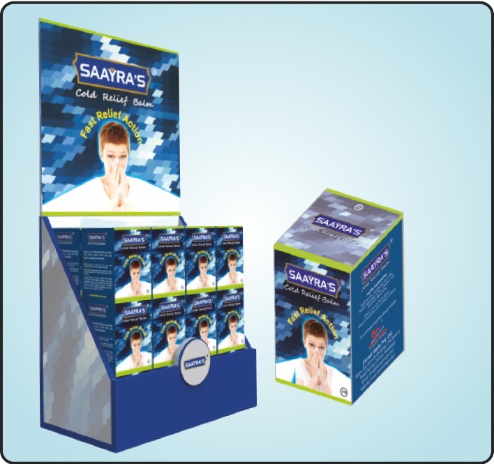 Cold relief Balm manufacturers in china