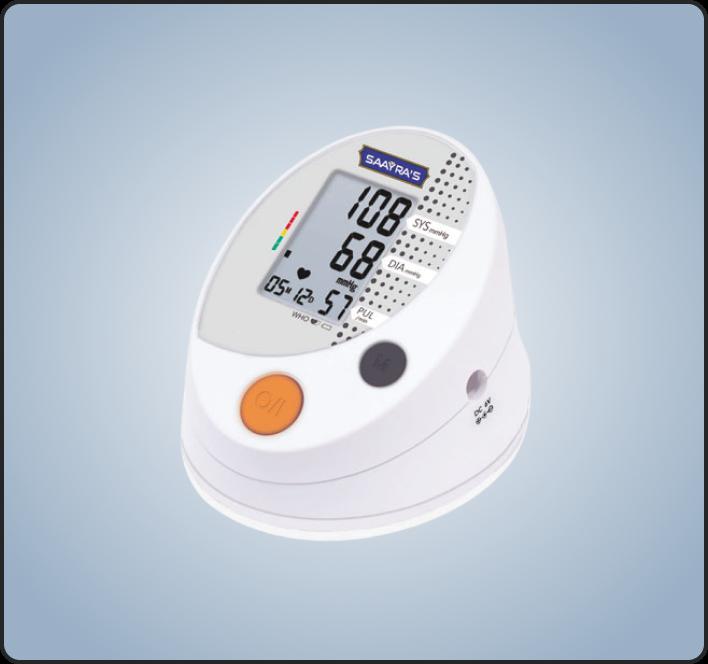 UPPER ARM AUTOMATIC EM-522
