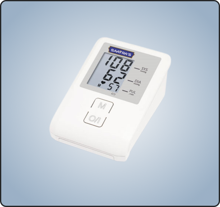 UPPER ARM AUTOMATIC EM-520