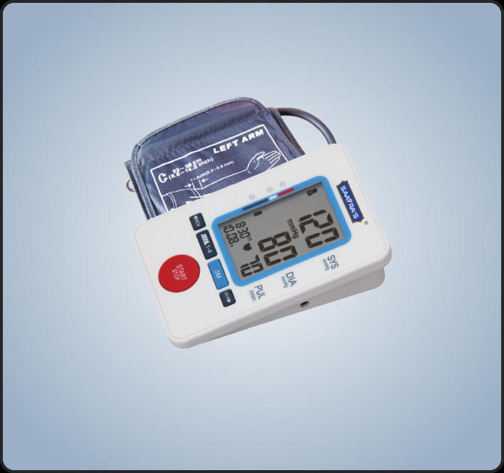 BLOOD PRESSURE MONITOR EM-1326