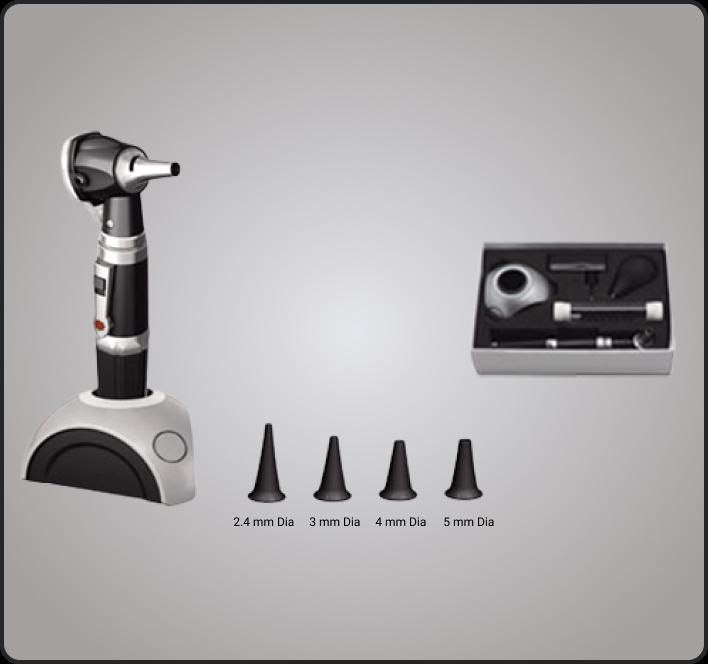 General Medicine and ENT Instrument