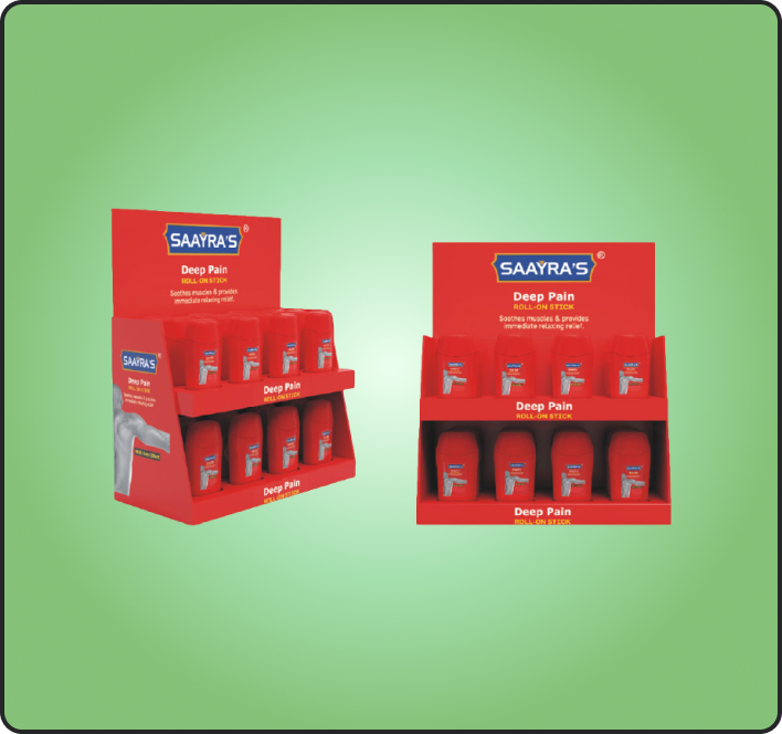 Display Stands For Pharmacy