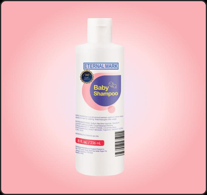 Baby Shampoo-1