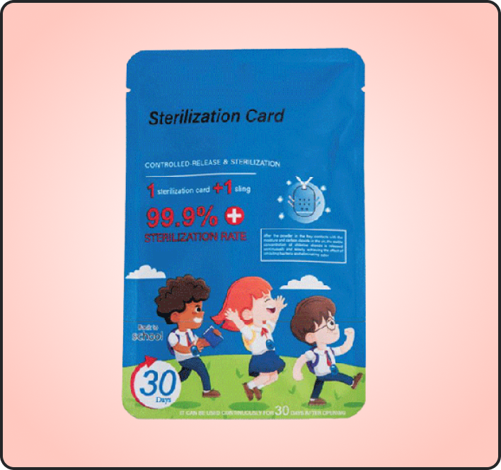 Sterilized Card Manufacturers and Suppliers in China