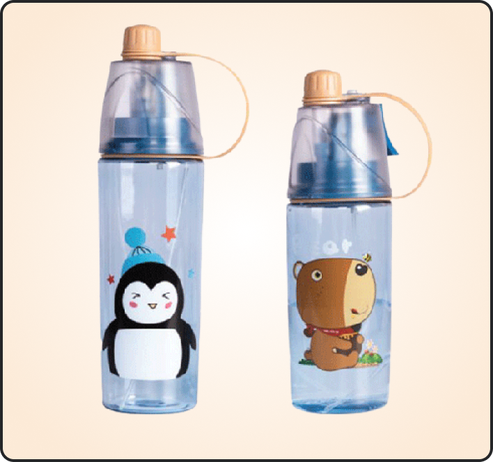 Kids non Spill Water Bottle Manufacturers and Suppliers in China