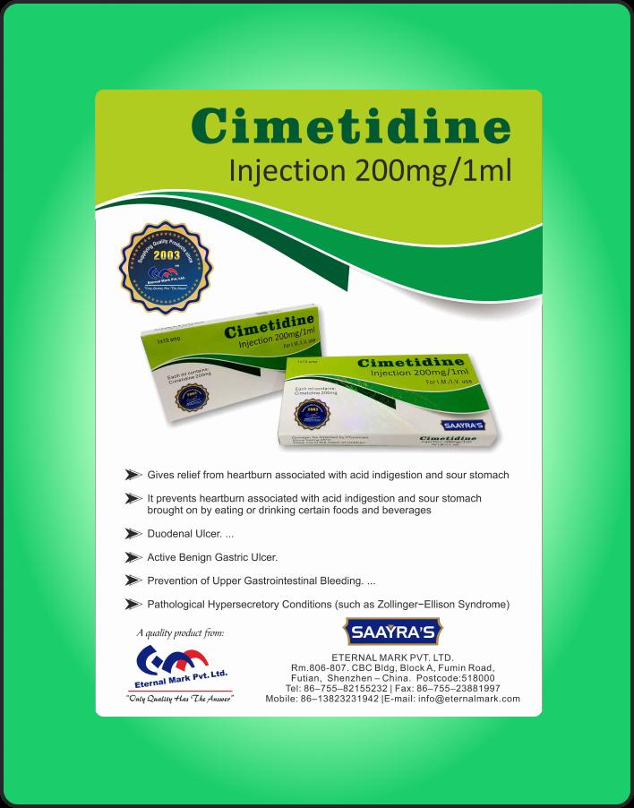 Cimetidine Injection