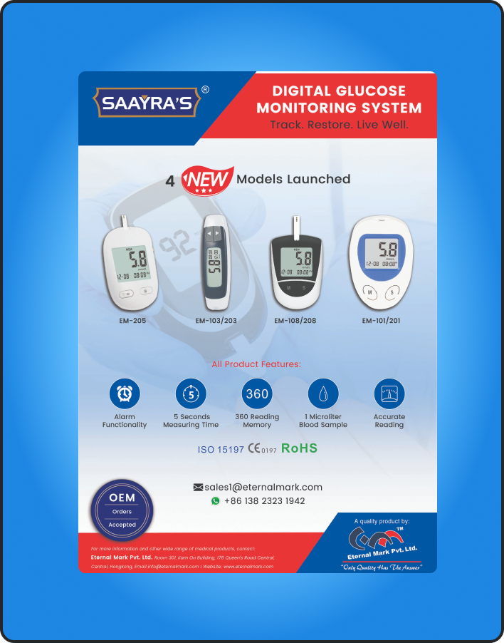 Digital Glucose Monitoring System-1
