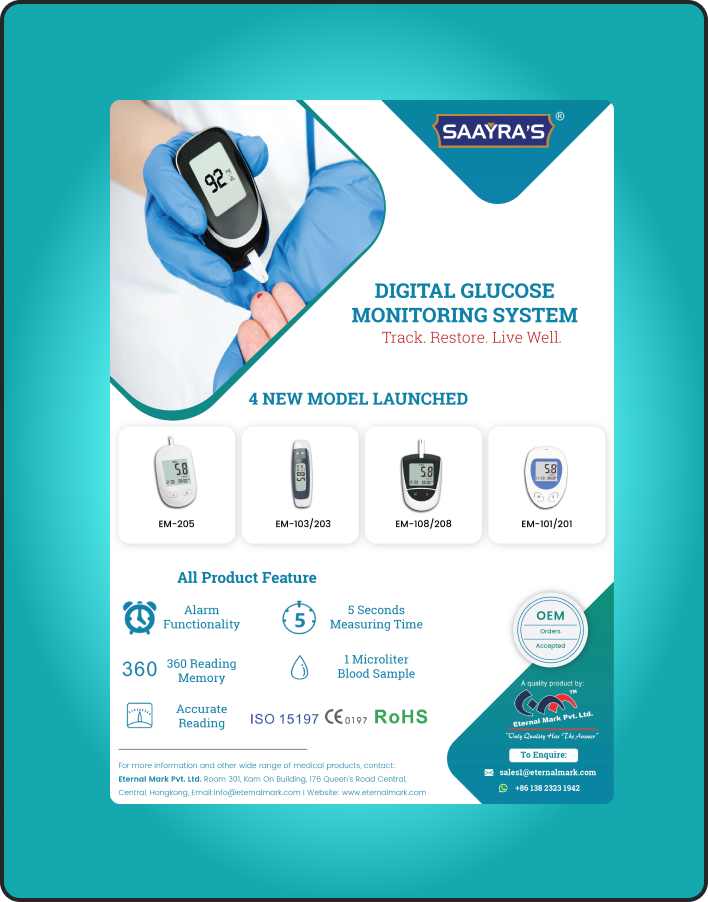 Digital Glucose Monitoring System-2