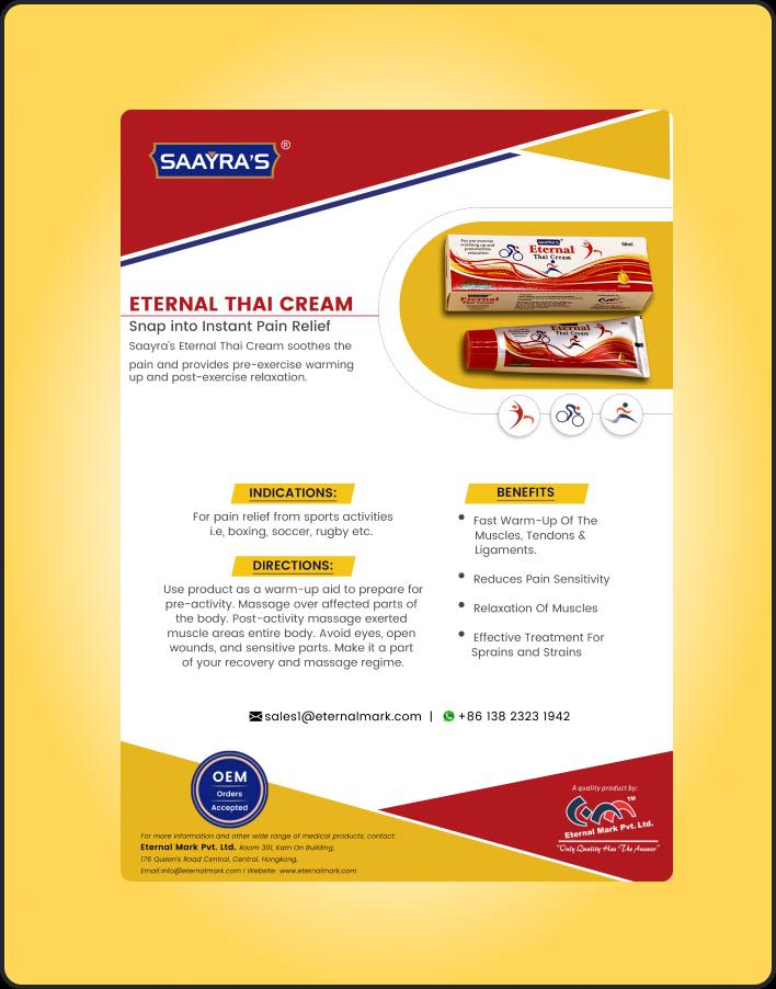 Eternal Thai Cream