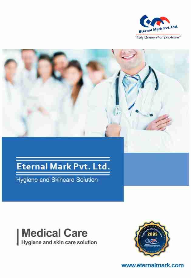 Eternal Mark Hygiene and skin care solution