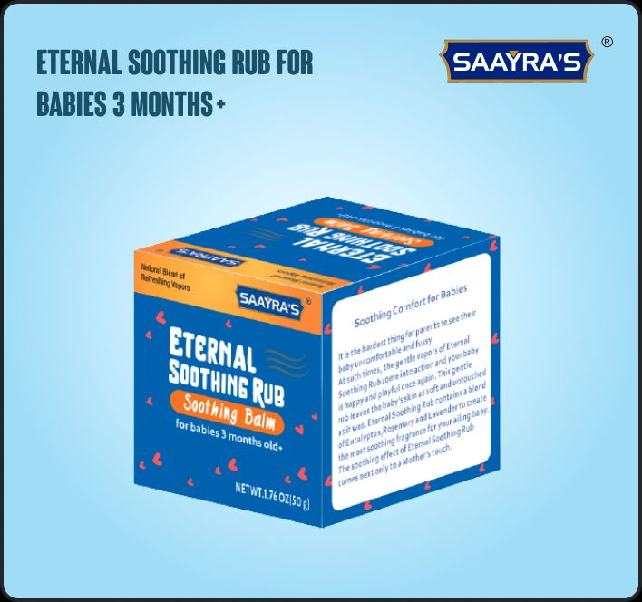 Eternal Soothing Rub for Babies